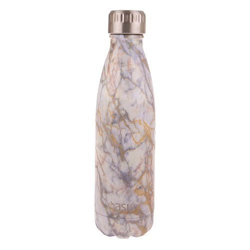 oasis insulated drink bottle gold quartz