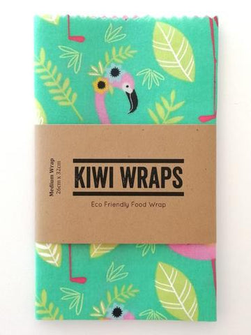 Kiwi Wrap - Flamingo - Medium