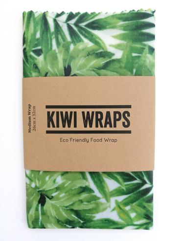 Kiwi Wrap - Monstera Leaf - Medium