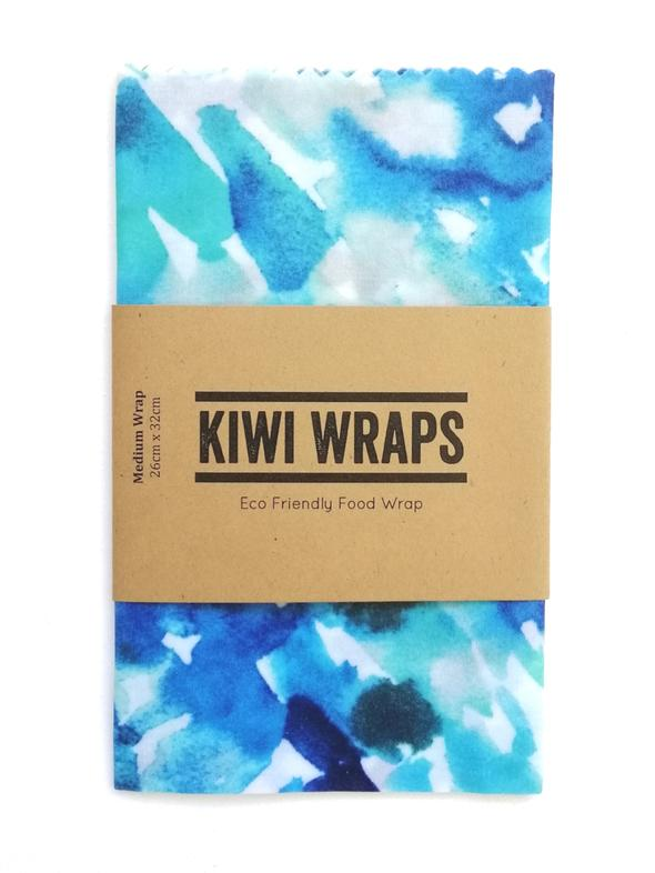 Kiwi Wrap - Watercolour - Medium
