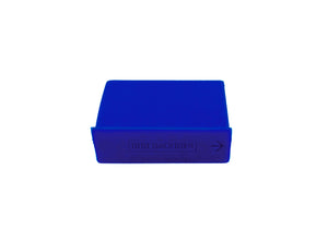 Little Lunch Box Co Bento Divider - Spider Blue