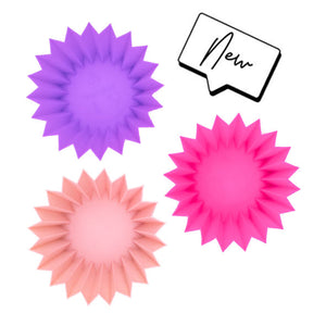 jumbo silicone cups pinks
