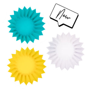 jumbo silicone cups yellow