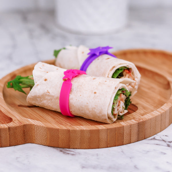 the lunch punch wrap bands pinks