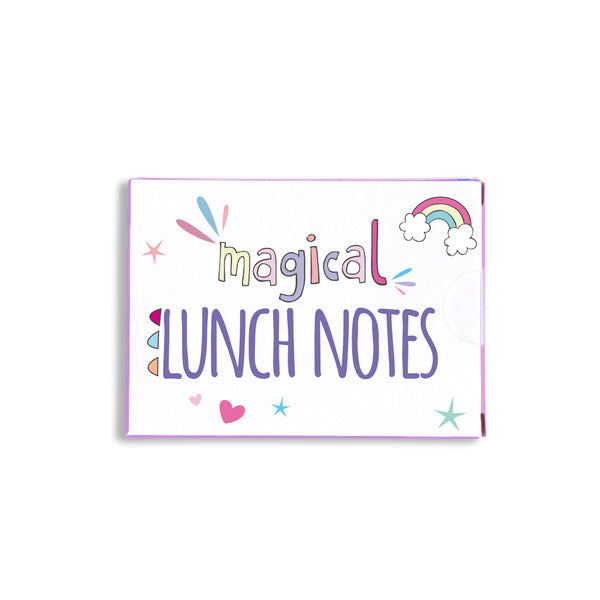 magical lunchbox notes lunch