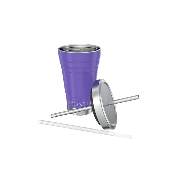 MontiiCo Mini Smoothie Cup - Purple