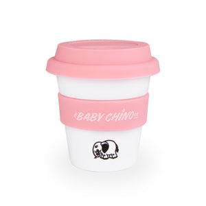 the baby chino co cup pink elephant
