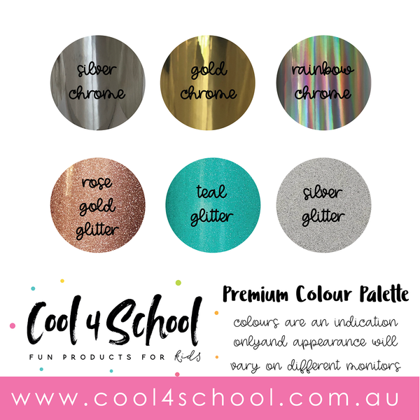 Name Label - Small - Premium Colour