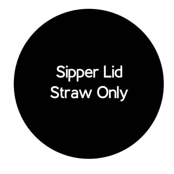 sipper lid replacement straw