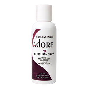 Adore Semi Permanent Hair Colour (4 fl oz) - Multiple Colours