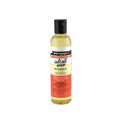 Aunt Jackie's Soft All Over Multi-Purpose Oil - empress mane