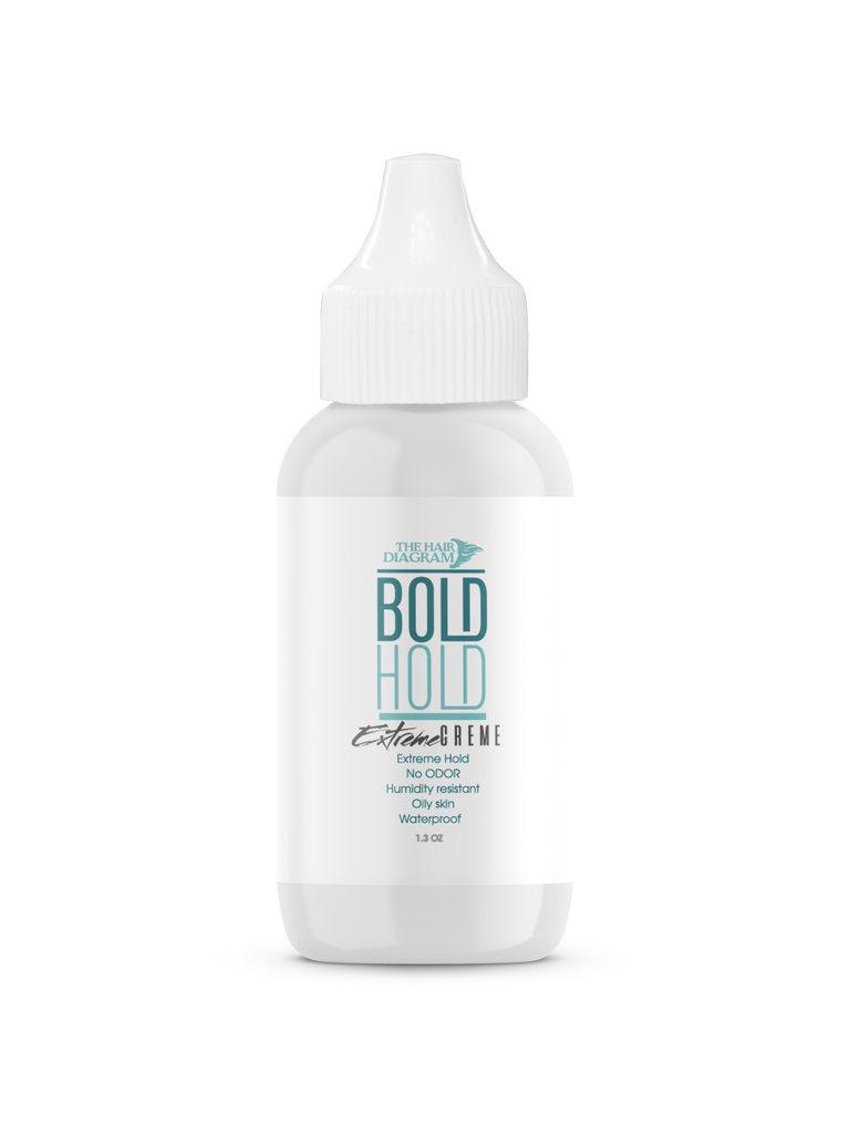 Bold Hold Extreme Cream Adhesive (1.3oz) - empress mane