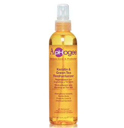 ApHogee Keratin & Green Tea Restructurizer (8 oz)