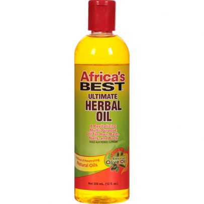 Africa's Best Ultimate Herbal Oil (8oz)