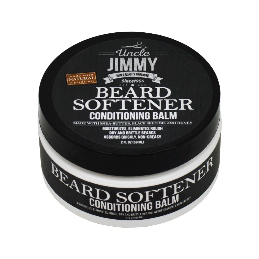 Uncle Jimmy Beard Softener Conditioning Balm (2 oz)