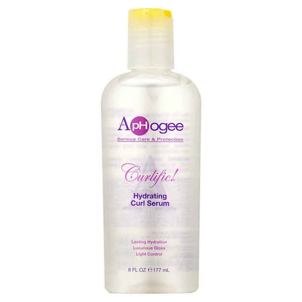 Aphogee Curlific Hydrating Curl Serum (6oz)