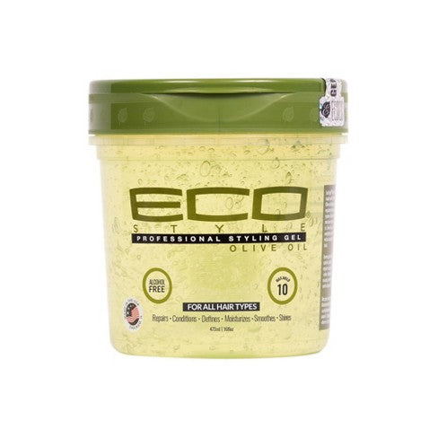 EcoStyler Professional Styling Gel - Olive Oil