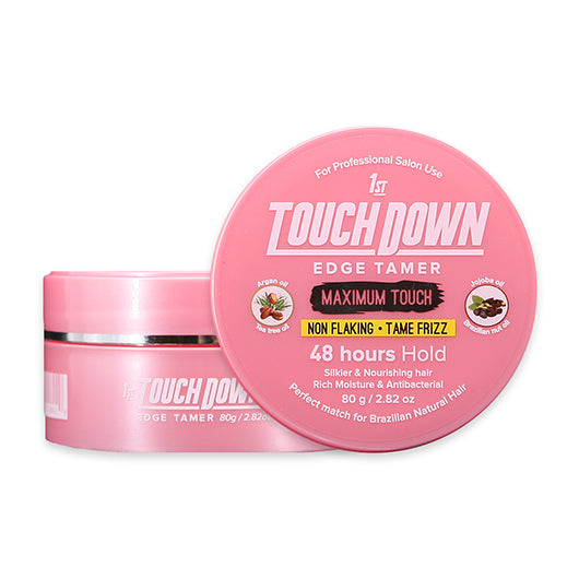 1st Touch Down Edge Tamer Maximum Touch - Pink 48 Hour Hold