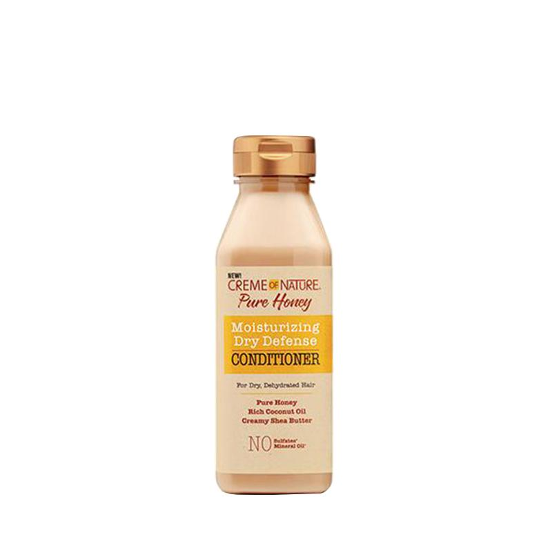 Creme Of Nature Pure Honey Moisturizing Dry Defense Conditioner (12 oz)