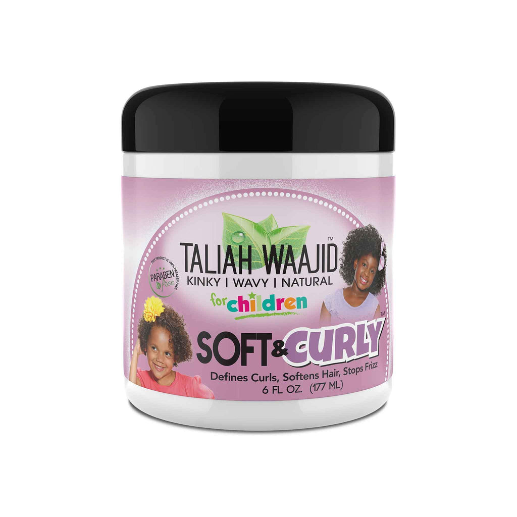Taliah Waajid Kinky, Wavy, Natural For Children Soft & Curly (6 oz)