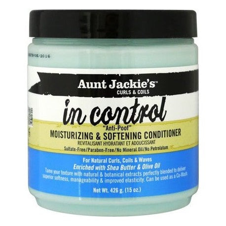 Aunt Jackie's In Control Moisturizing and Softening Conditioner (15 oz) - empress mane