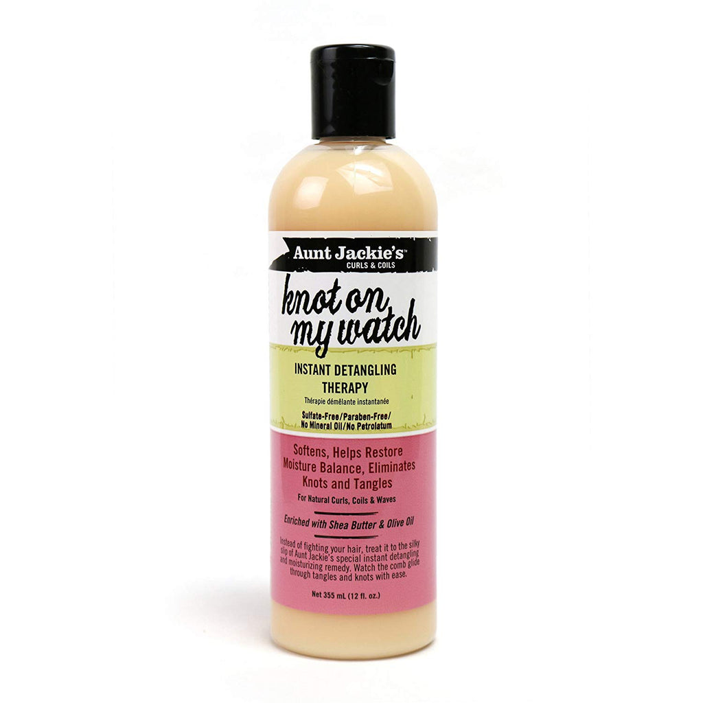 Aunt Jackie's Knot On My Watch Instant Detangling Therapy (12 oz) - empress mane
