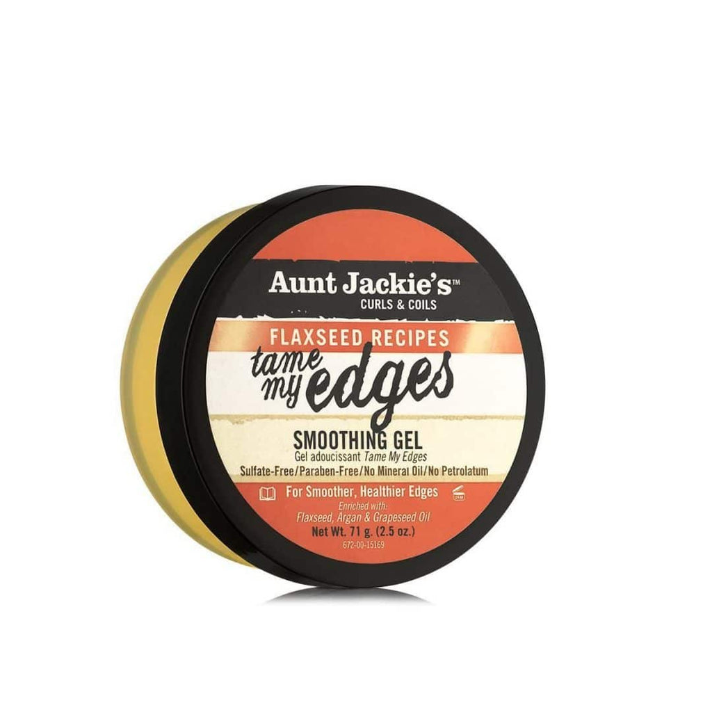 "Aunt Jackie's Flaxseed Recipes ""Tame My Edges"" Smoothing Gel (2.5 oz)"