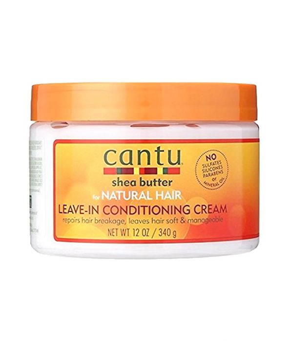 Cantu Shea Butter Natural Hair Leave-In Conditioning Cream (12 oz) - empress mane