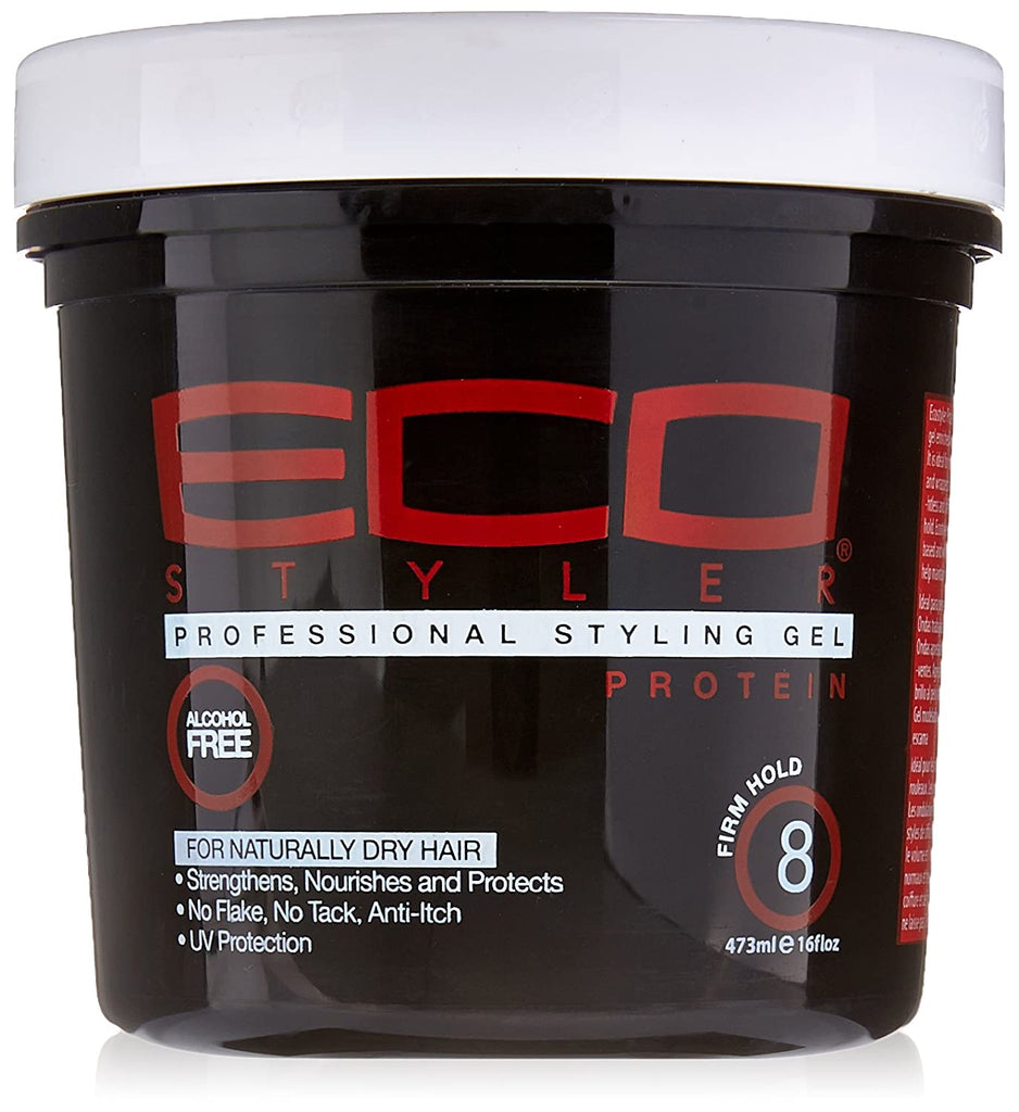 EcoStyler Professional Styling Gel - Protein