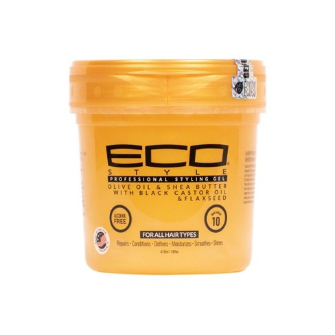 EcoStyler Professional Styling Gel - Gold
