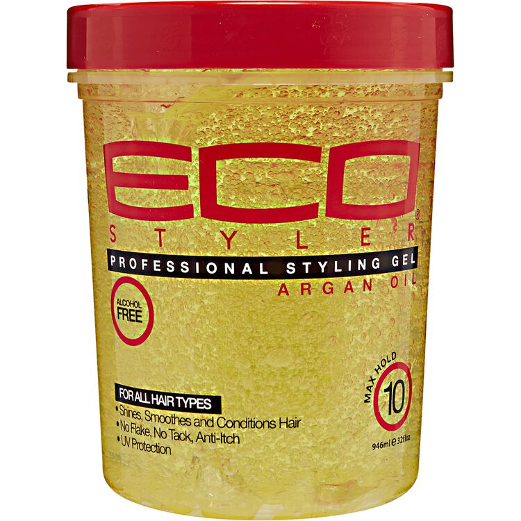 EcoStyler Professional Styling Gel - Morrocan Argan Oil