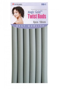 Magic Gold Collection Flexi/Twist Rods