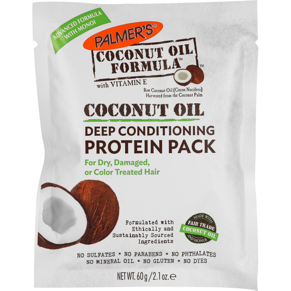 Palmers Coconut Oil Deep Conditioning Protein Packet (2.1 oz)