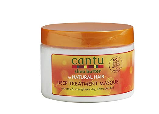 Cantu Shea Butter Natural Deep Treatment Mask (12 oz) - empress mane