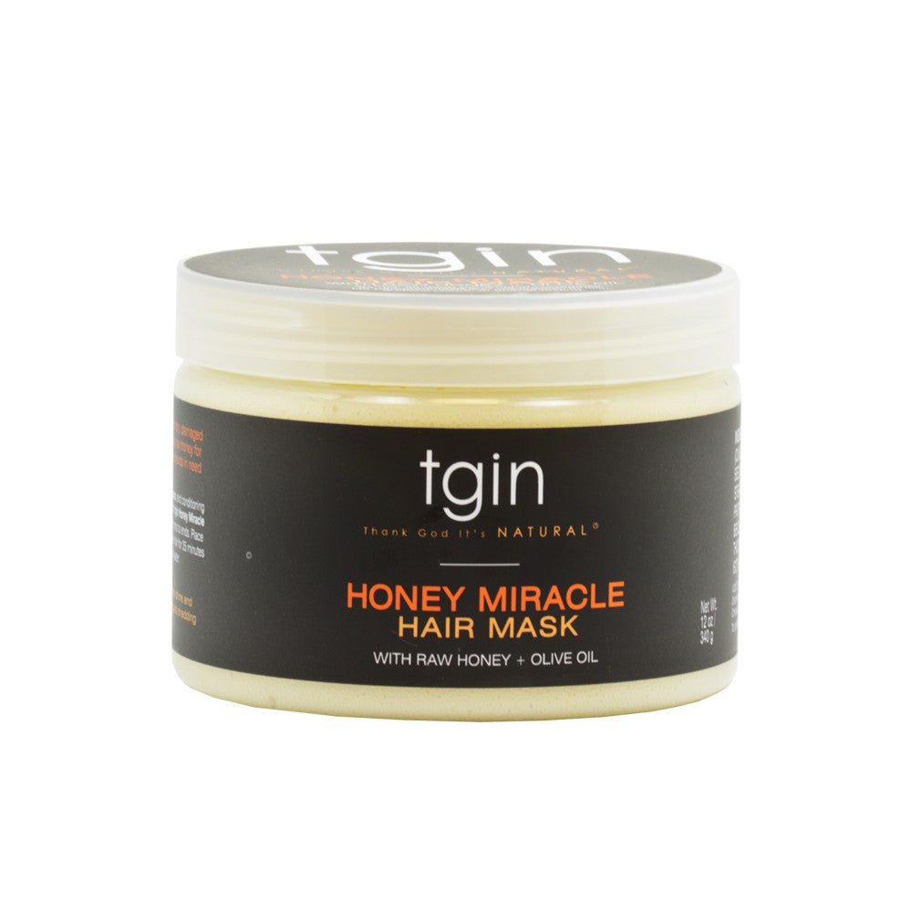 TGIN Honey Miracle Hair Mask - empress mane