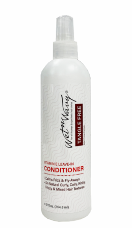 Wet & Wavy Tangle Free Leave-In Conditioner (12 oz)