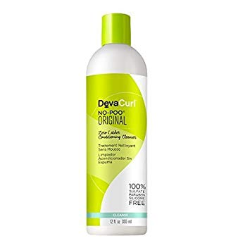 DevaCurl No Poo Original (12 oz) - empress mane
