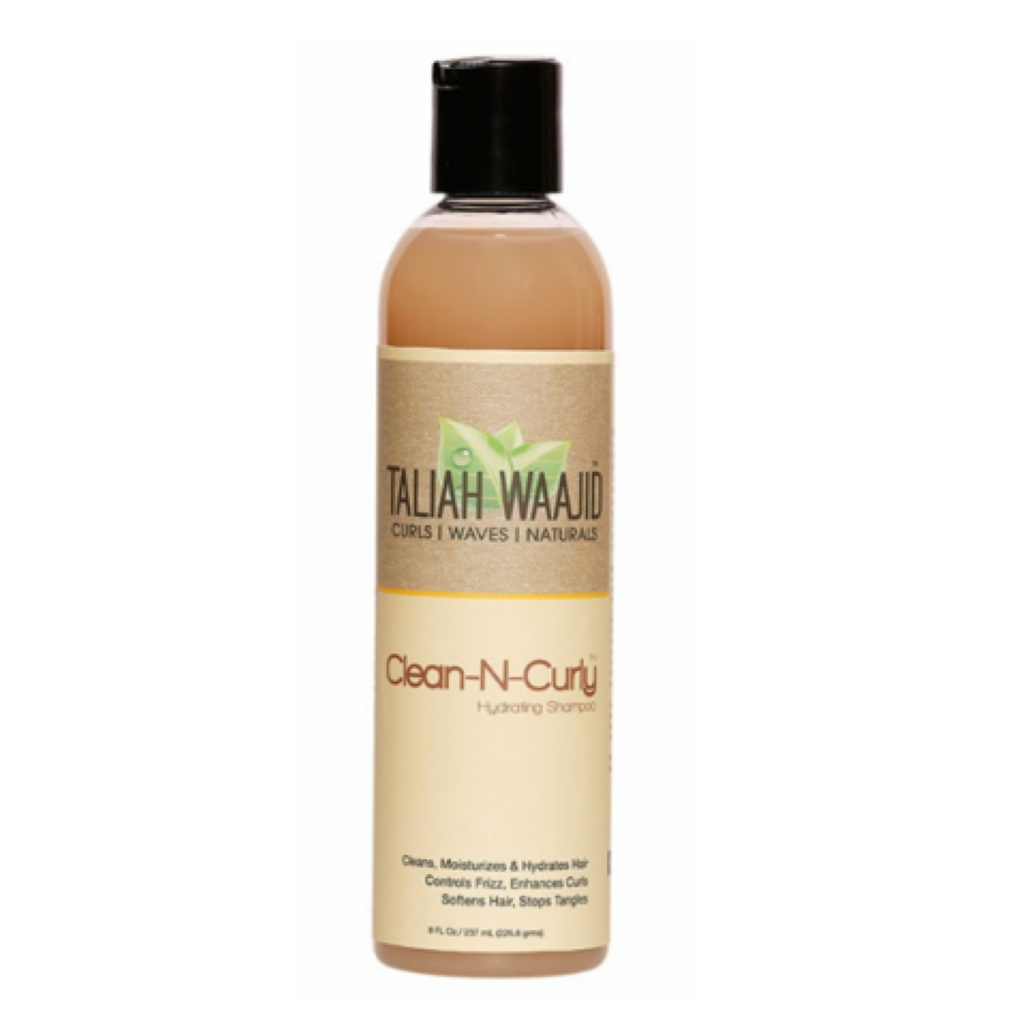 Taliah Waajid Clean-N-Curly Hydrating Shampoo (8 oz)