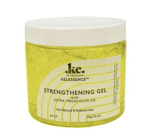 Keracare kc by keracare Gelessence Strengthening Gel - with Extra Virgin Olive Oil (16 oz)
