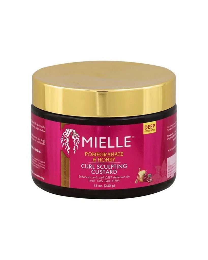 Mielle Organics Pomegranate & Honey Coil Sculpting Custard - empress mane