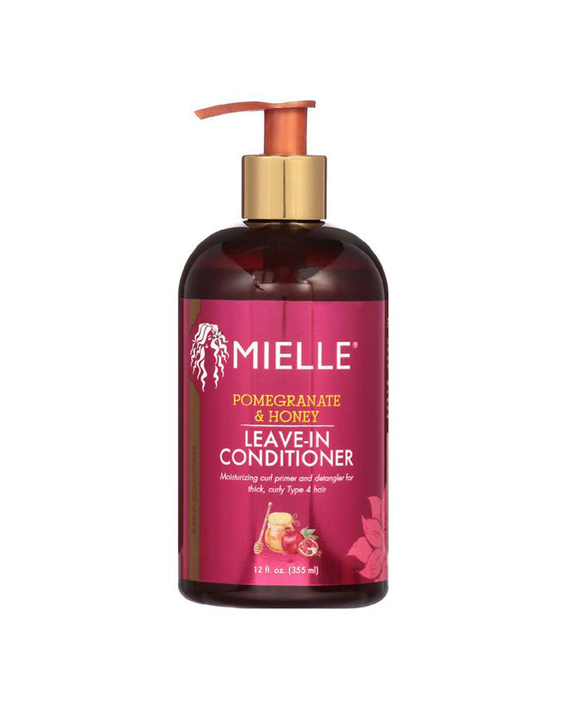 Mielle Organics Pomegranate & Honey Leave-in Conditioner - empress mane