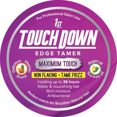 1st Touch Down Edge Tamer Maximum Touch (4.1oz) - empress mane