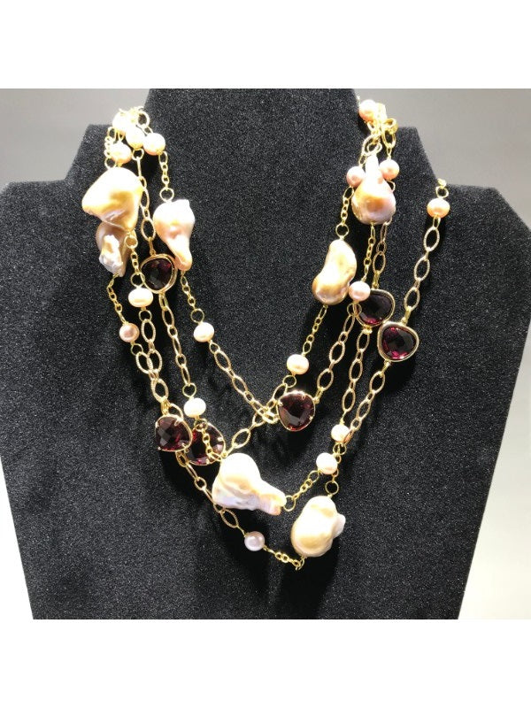 Style and Layer Necklaces