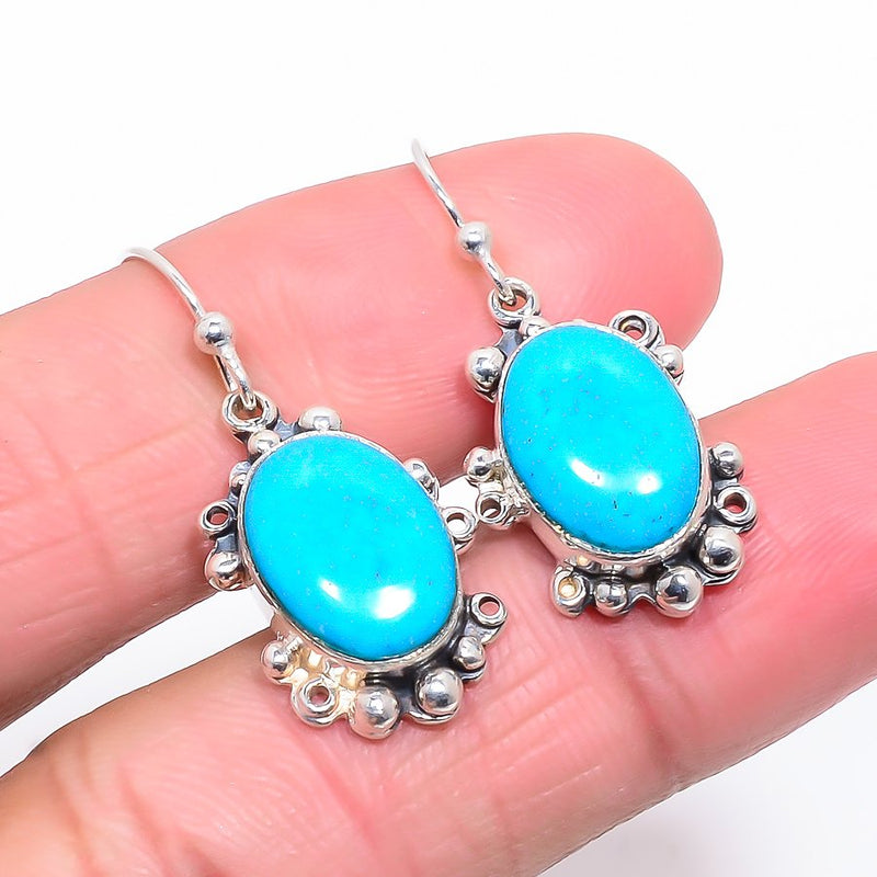 Turquoise Earrings - Sleeping Beauty Turquiose