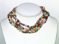 "Pearls in every color of Ocean Reef 60-63"" Necklace"