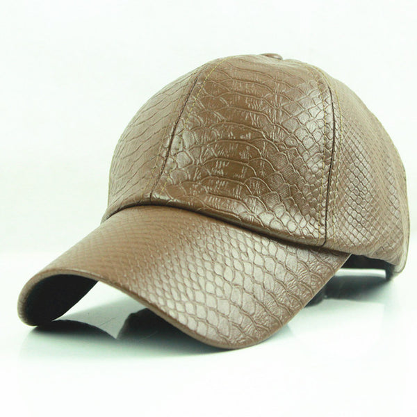 0d22a577 Xthree fashion Baseball Cap women fall faux Leather cap hip hop ...