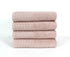 Stone Bath Towel 30x54 / Blush Pink bath