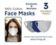 Face Masks (Pack of 3)