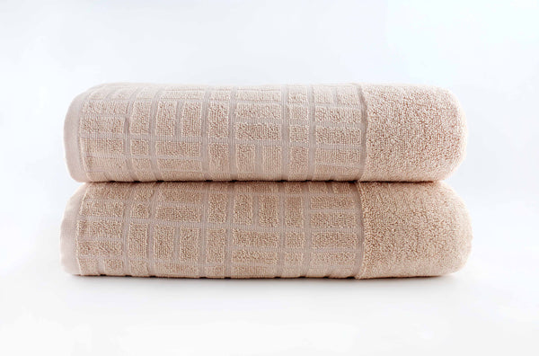 Tribeca Bath Towel 30x54 / Light Pink bath