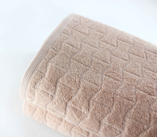 Madison Bath Towel 30x54 / Light Pink bath